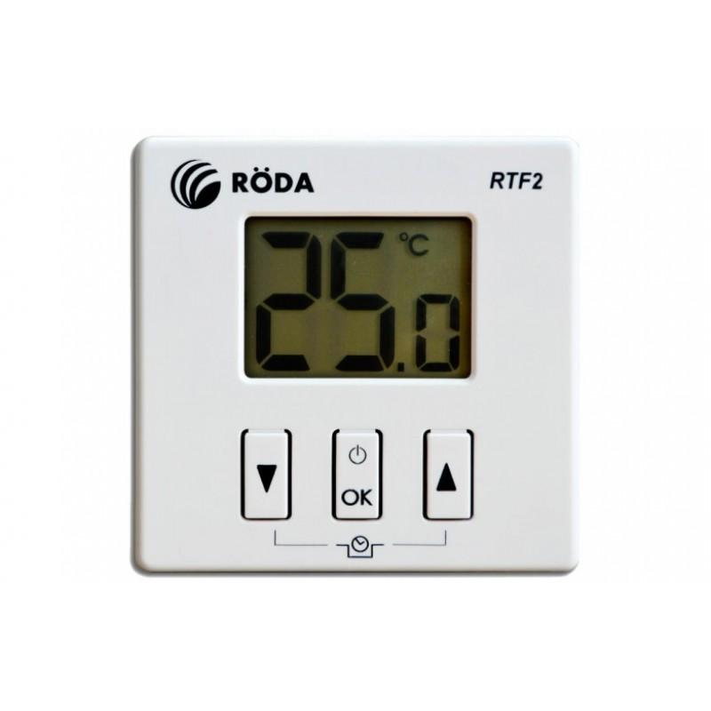Термостат комнатный дневной (б/каб) RTF2