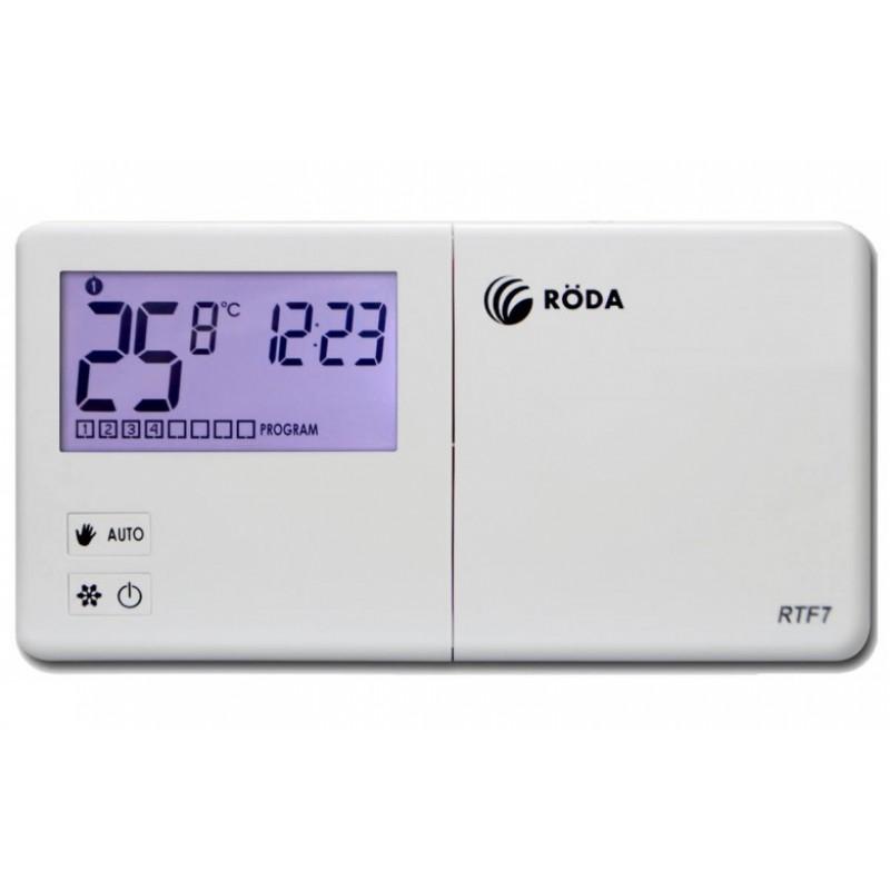 Термостат комнатный (б/каб) RTF7