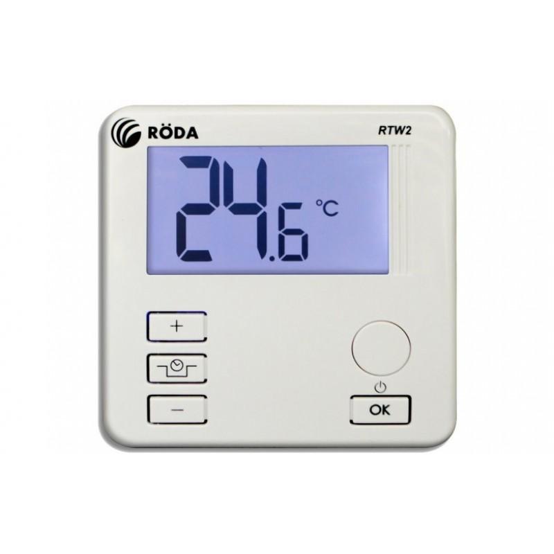 Термостат комнатный дневной (каб) RTW2