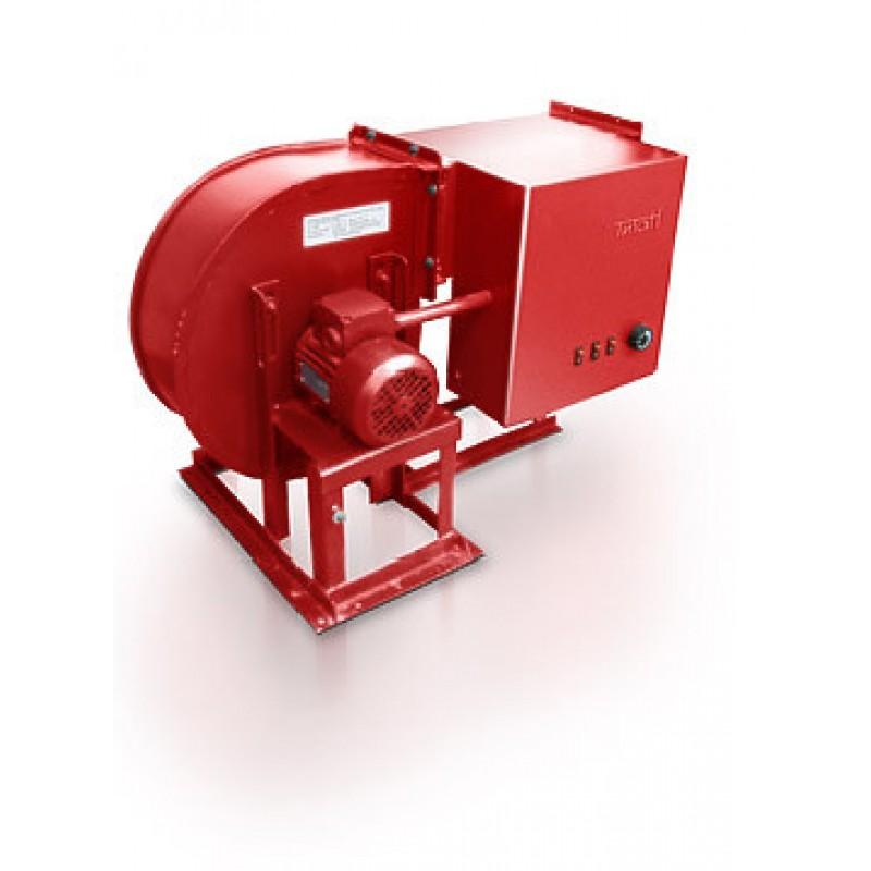 Калориферная установка  Титан  типа СФОЦ реверсная 120 кВт 380 В