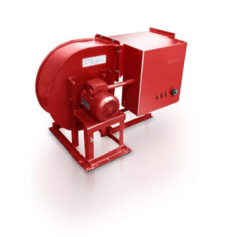 Калориферная установка  Титан  типа СФОЦ реверсная 135 кВт 380 В