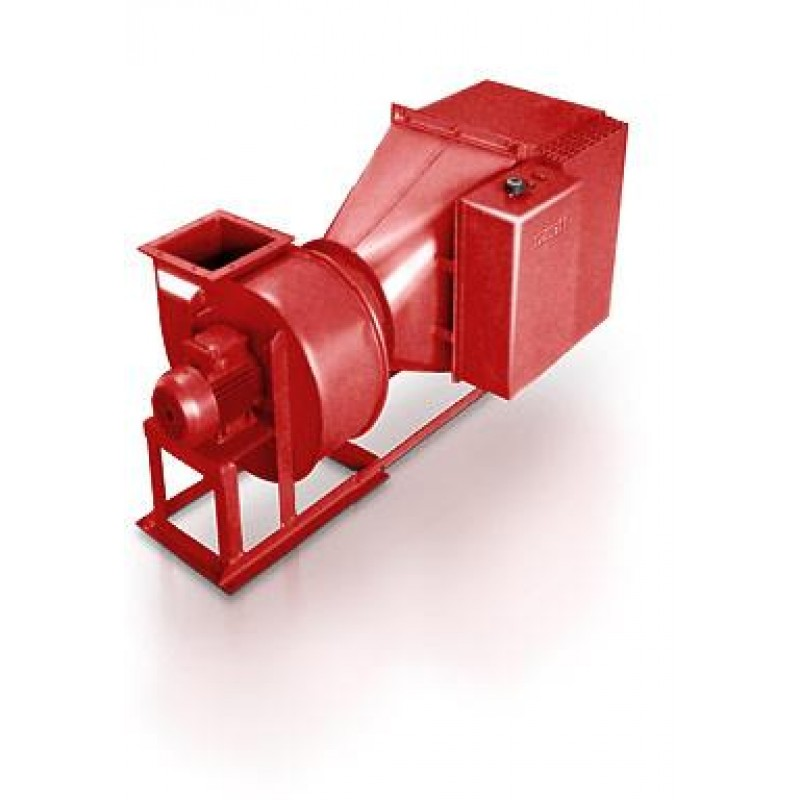 Калориферная установка  Титан  типа СФОЦ аверсная 18 кВт 380 В