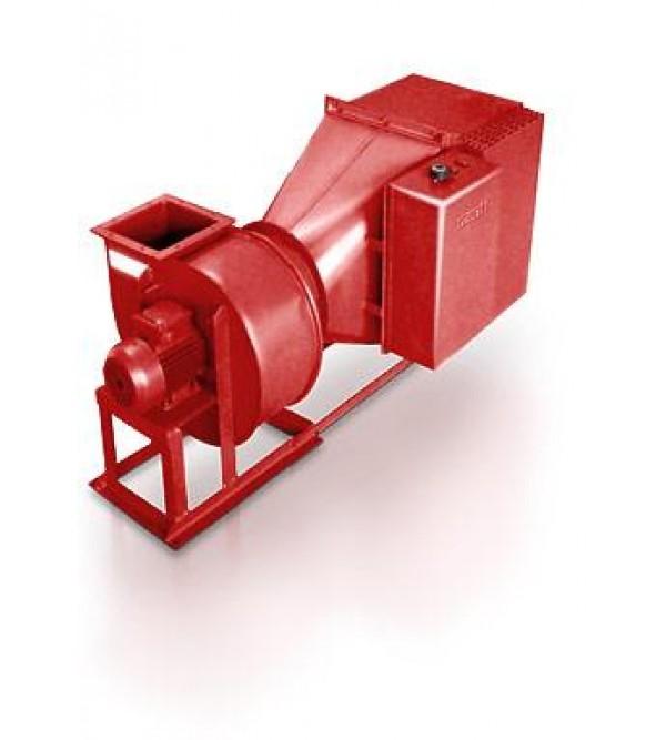 Калориферная установка  Титан  типа СФОЦ аверсная 120 кВт 380 В