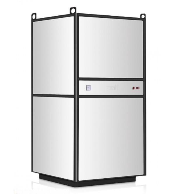 Бойлер водонагреватель Титан 45 кВт 1000 литров