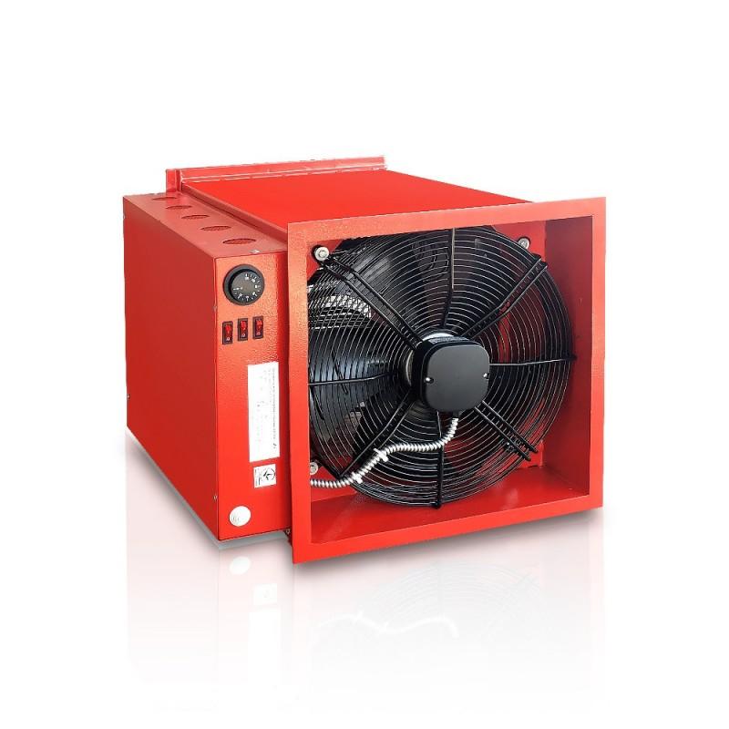 Калориферная установка  Титан  типа СФОО 30 кВт 380 В