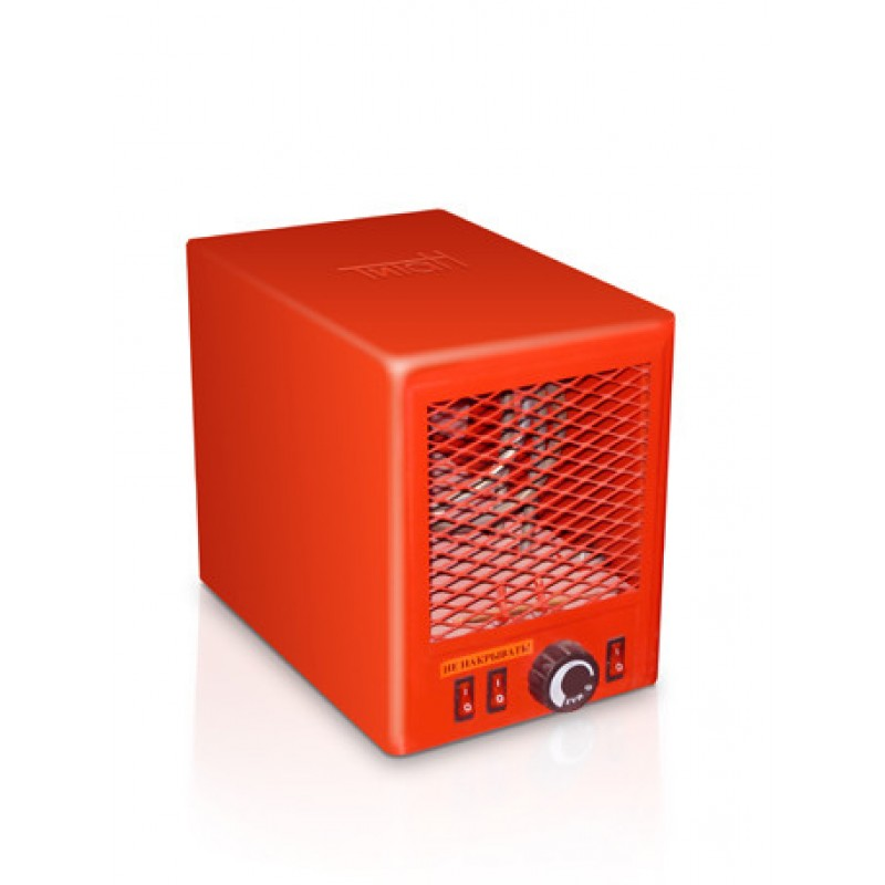 Тепловентилятор электрический  Титан 18 кВт 380 В 1 ступень