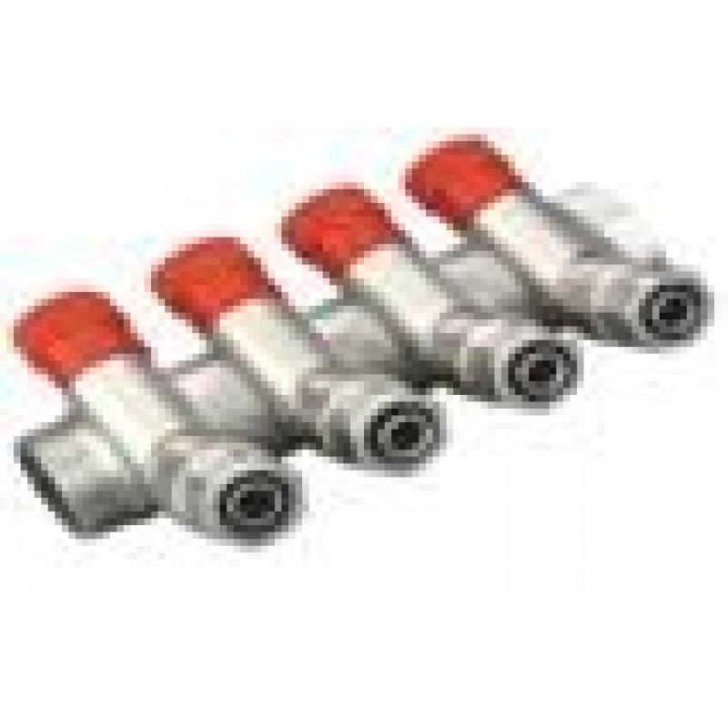 Коллектор CRISTAL  3/4Gх1/2*16 - 3-ой (под 35*) с перекрытием (NM-1016)