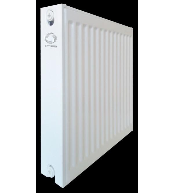 Радиатор стальной панельный OPTIMUM 22 низ 500x500