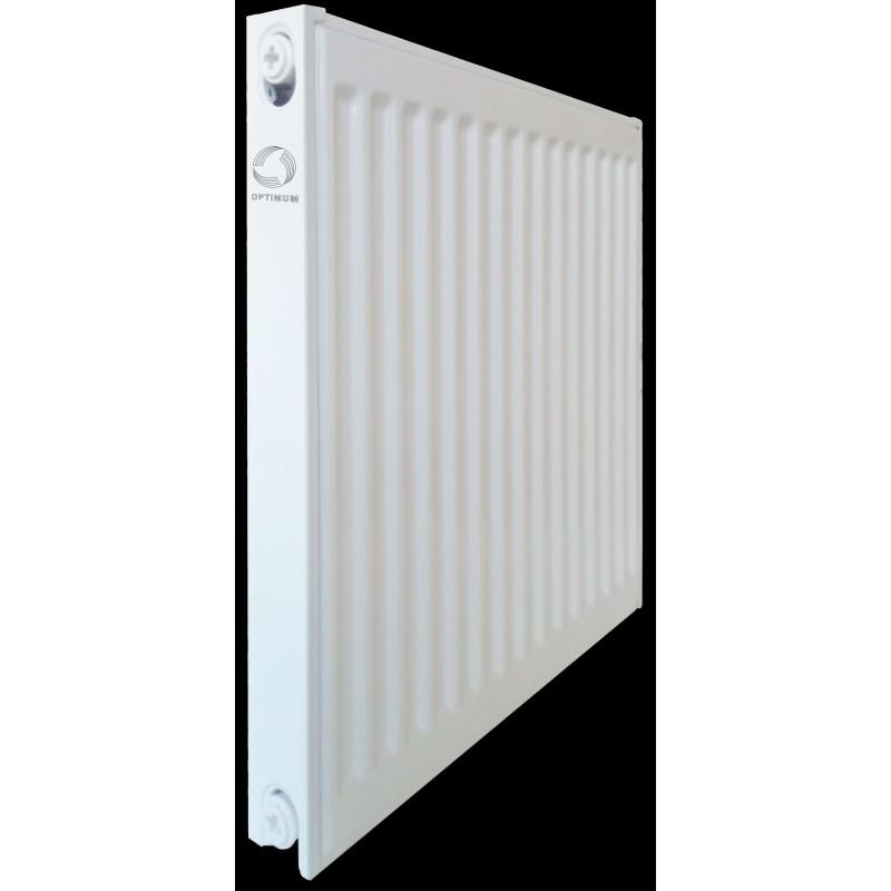 Радиатор стальной панельный OPTIMUM 11 бок 500x400