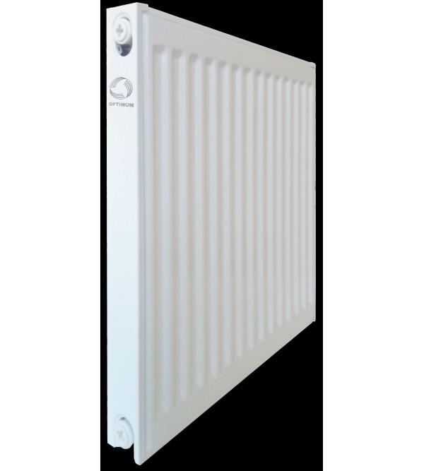 Радиатор стальной панельный OPTIMUM 11 низ 500x700