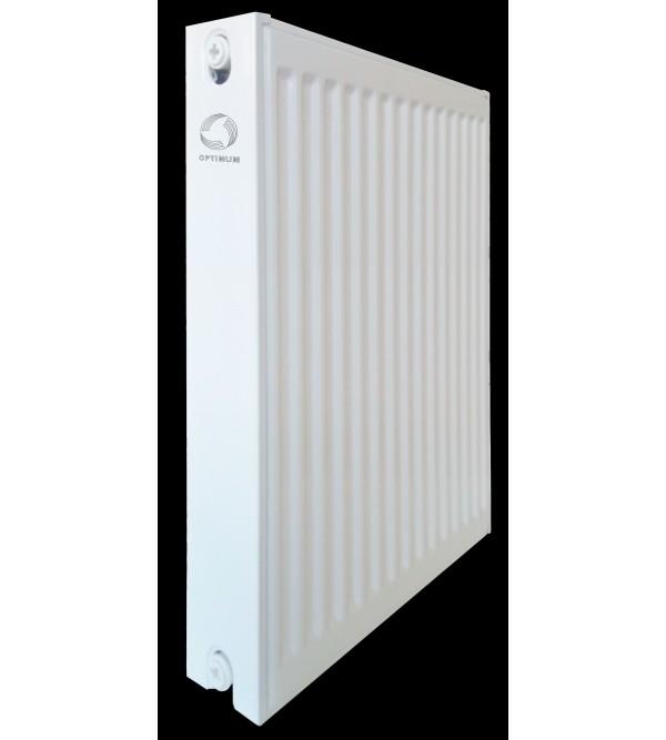 Радиатор стальной панельный OPTIMUM 22 бок 600x700
