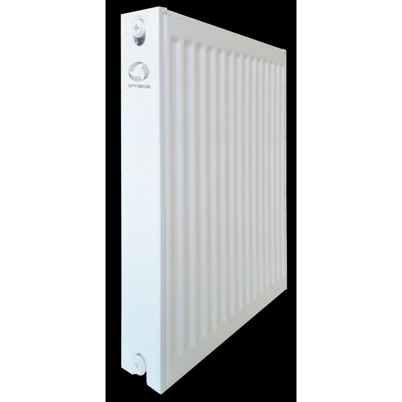 Радиатор стальной панельный OPTIMUM 22 бок 600x900