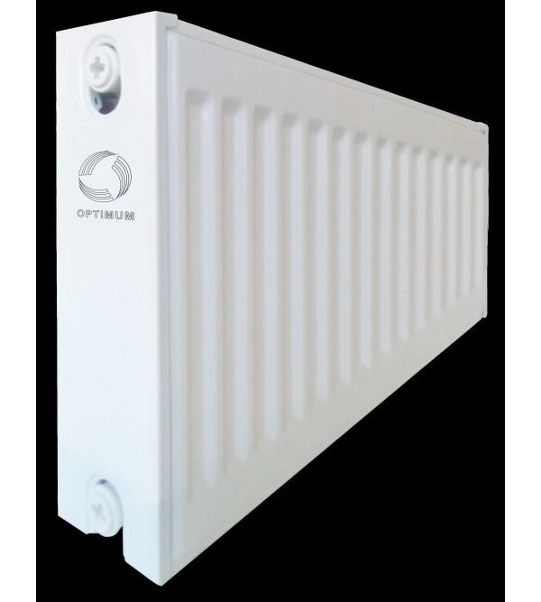 Радиатор стальной панельный OPTIMUM 22 бок 300x600