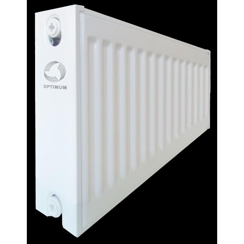 Радиатор стальной панельный OPTIMUM 22 бок 300x900