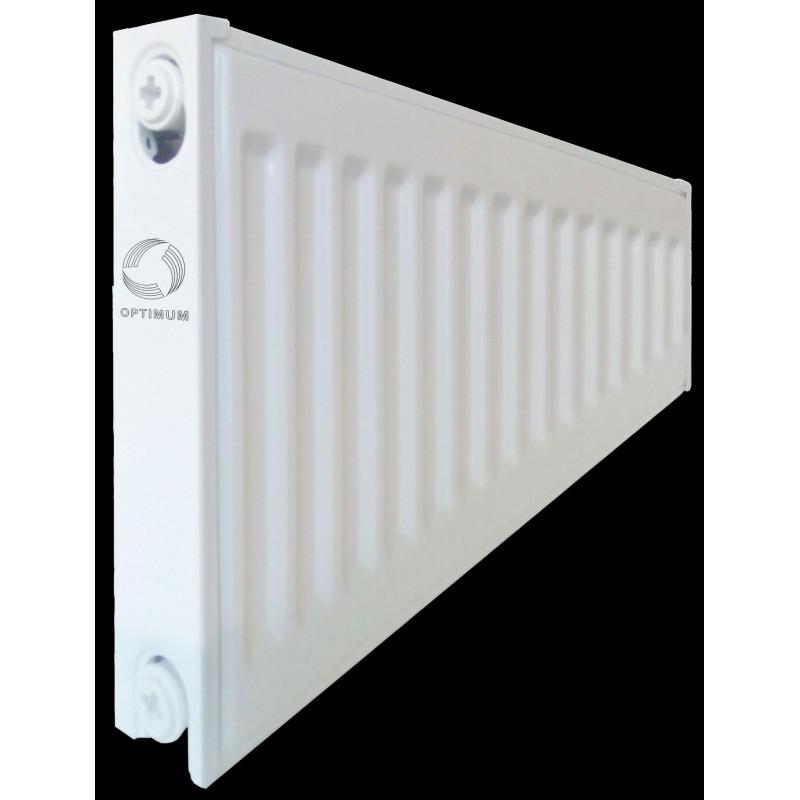 Радиатор стальной панельный OPTIMUM 11 бок 300x900
