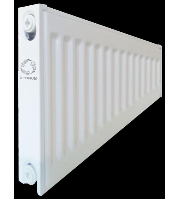 Радиатор стальной панельный OPTIMUM 11 низ 300x500