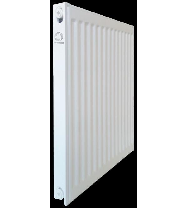Радиатор стальной панельный OPTIMUM 11 бок 600x600