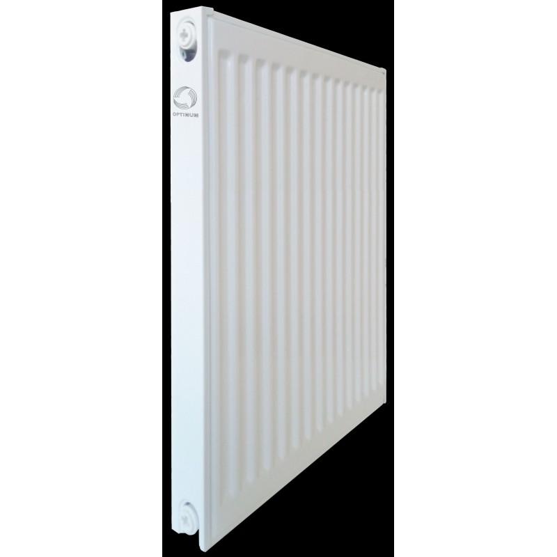 Радиатор стальной панельный OPTIMUM 11 бок 600x900
