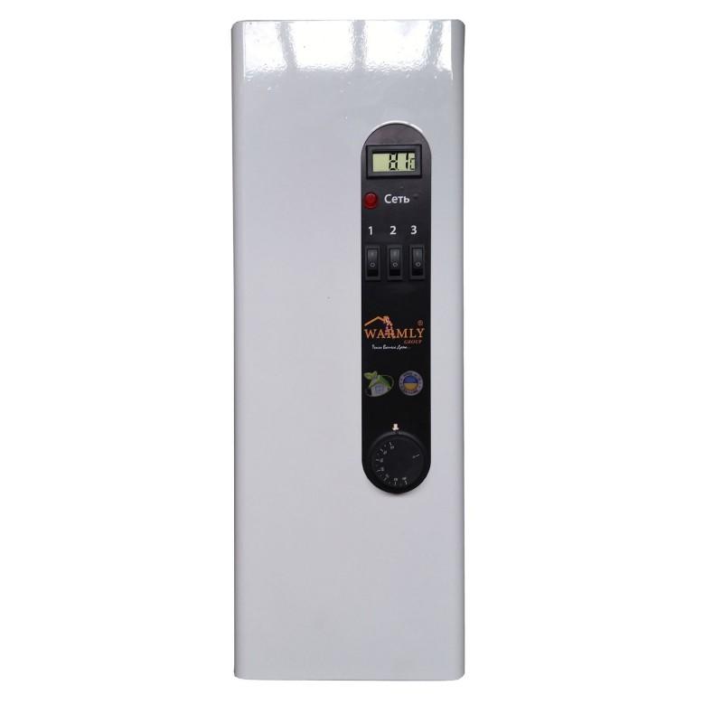 Электрический котел WARMLY WCS  9.0 кВт 380 В, модульный контактор