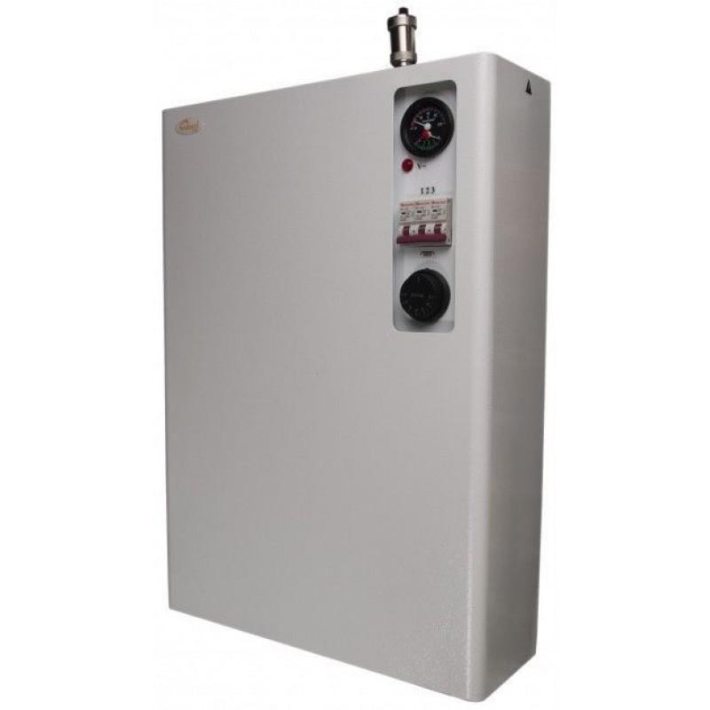 Электрический котел WARMLY PRO 4,5 кВт 220/380 В, модульный контактор