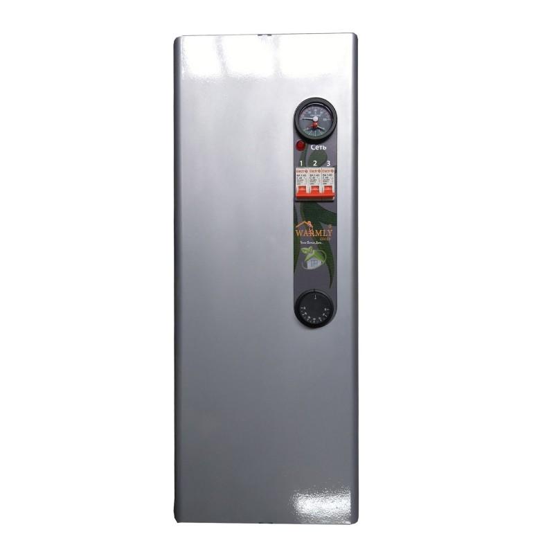 Электрический котел WARMLY WCSMG  9.0 кВт 380 В, модульный контактор