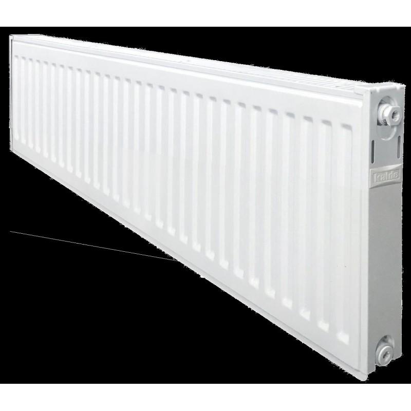 Радиатор стальной панельный KALDE 21 бок 300x400
