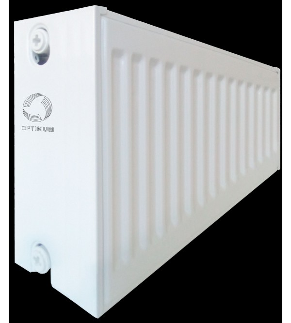 Радиатор стальной панельный OPTIMUM 33 бок 300х1000