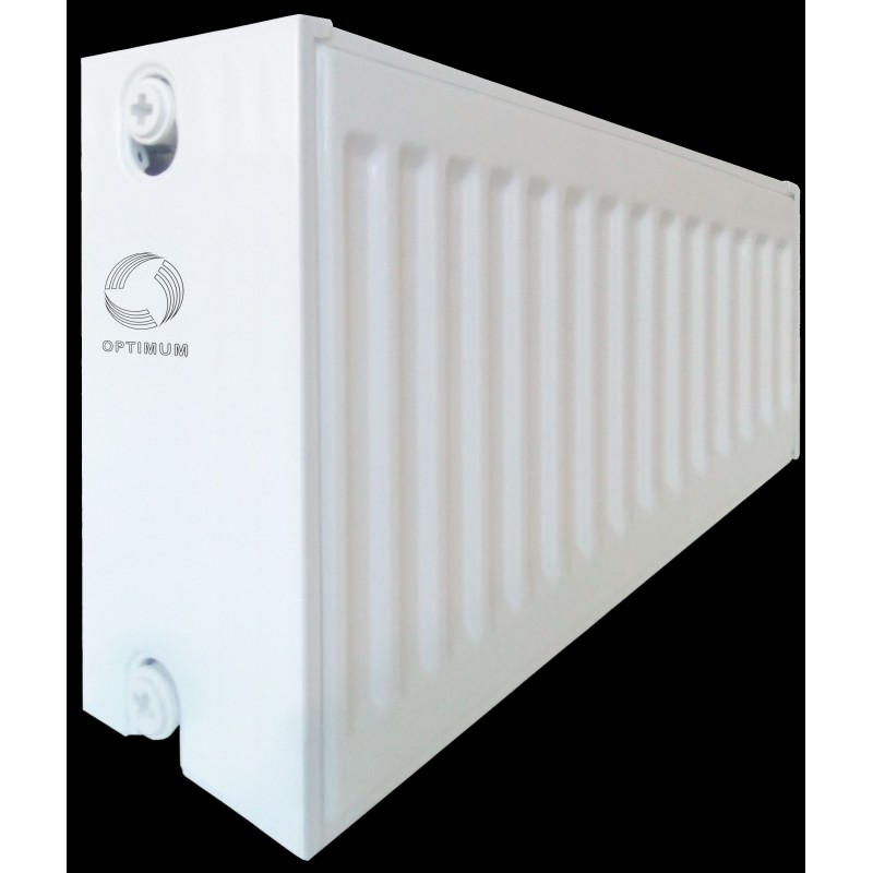 Радиатор стальной панельный OPTIMUM 33 бок 300x400