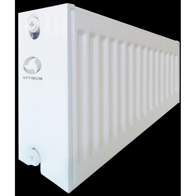 Радиатор стальной панельный OPTIMUM 33 низ 300x400