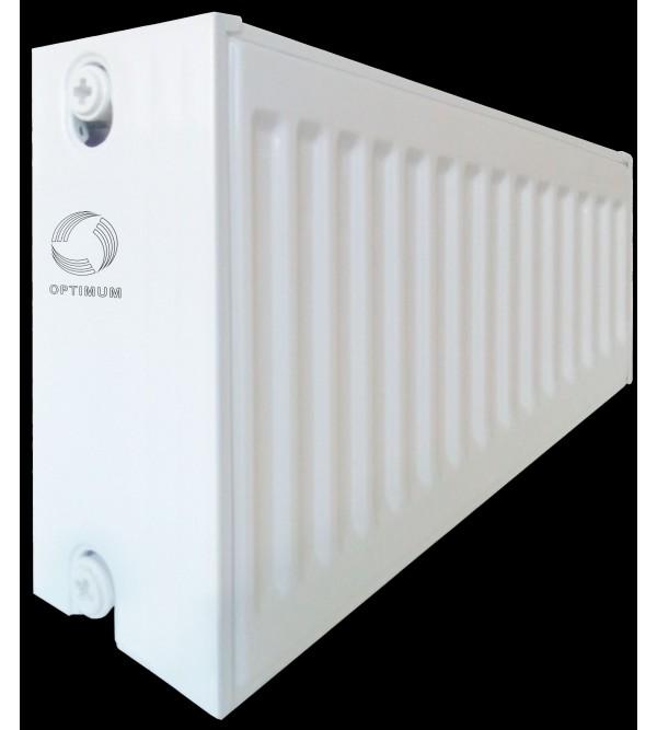 Радиатор стальной панельный OPTIMUM 33 низ 300x500
