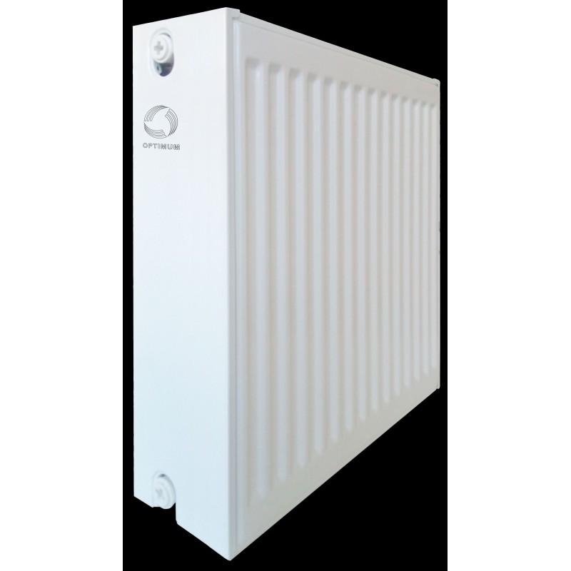 Радиатор стальной панельный OPTIMUM 33 бок 500х2600