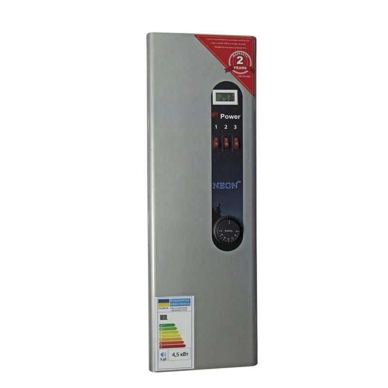 Электрический котел NEON WCS  6.0 кВт 220/380 В, модульный контактор
