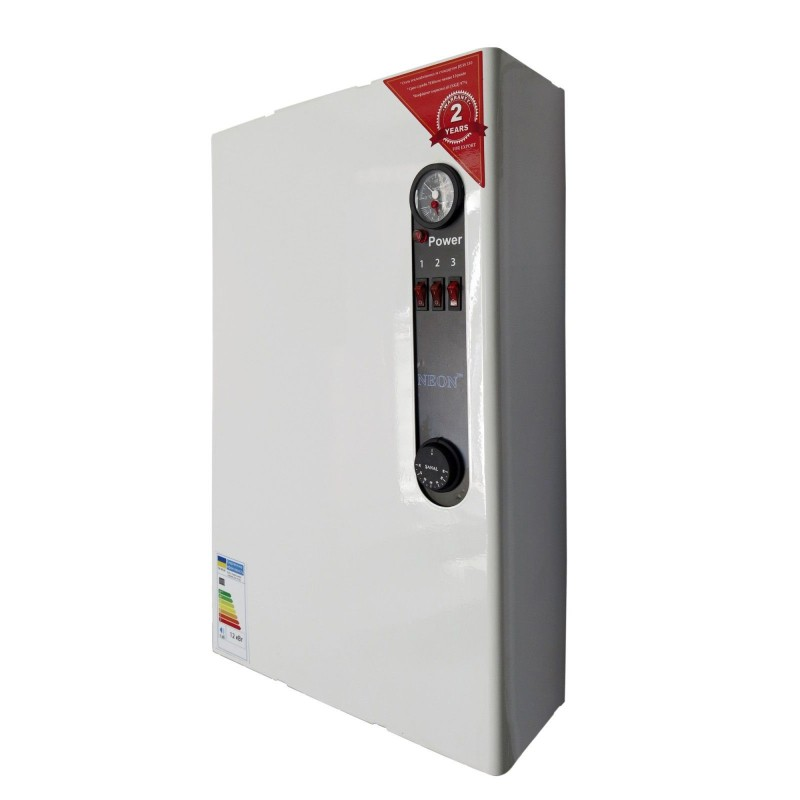 Электрический котел NEON PRO 6,0кВт 220/380 В, модульный контактор