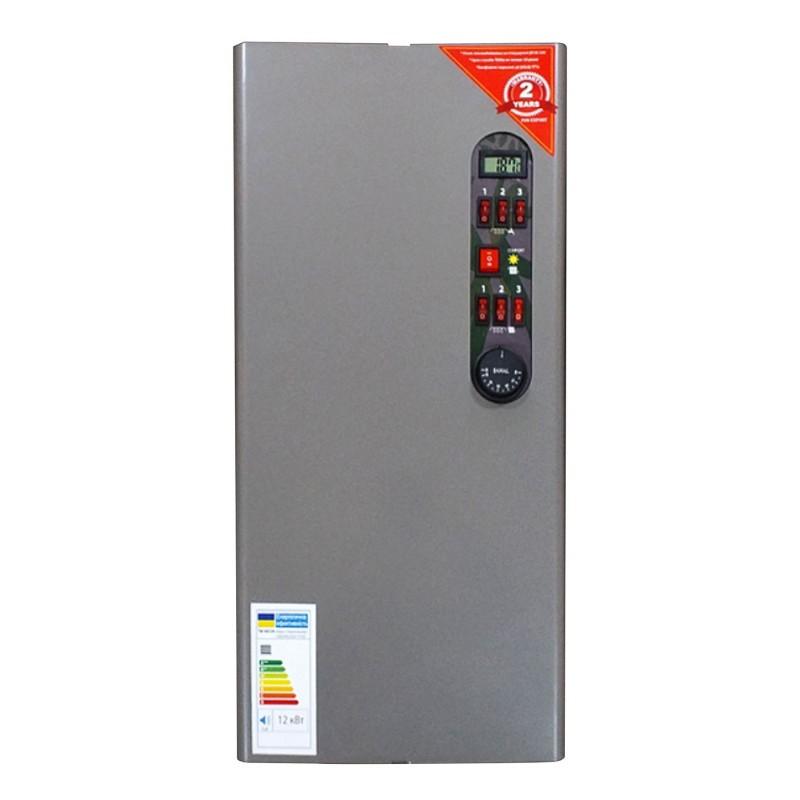 Электрический котел NEON WCSM/WH 9,0 кВт 220/380 В, двухконтурный, модульний контактор