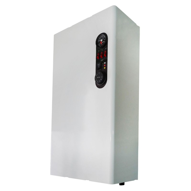 Электрический котел NEON DUOS maxi 6 кВт 220/380 В, двухконтурный, семистор