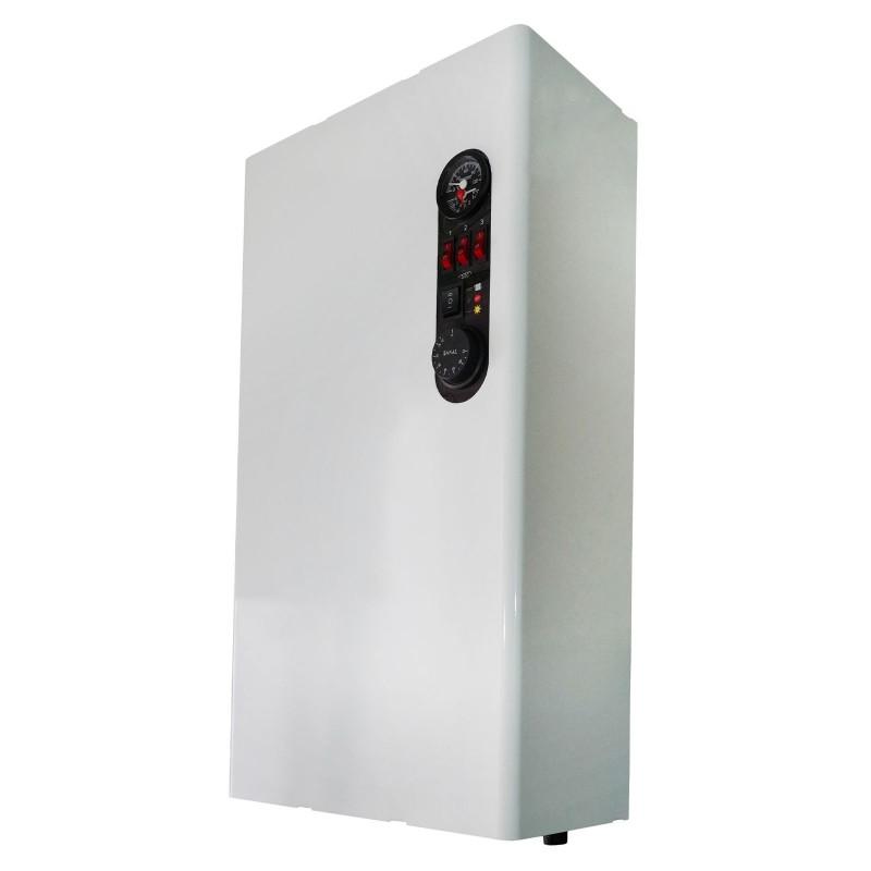 Электрический котел NEON DUOS 6 кВт 220/380 В, двухконтурный, семистор