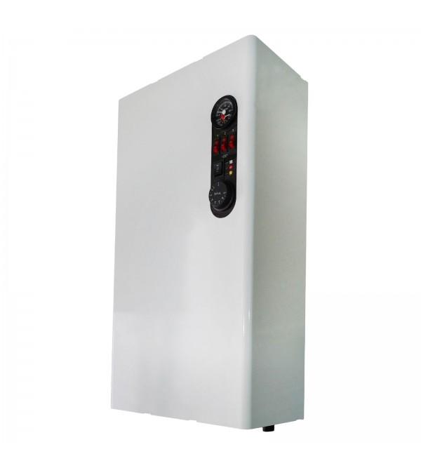 Электрический котел NEON DUOS 9 кВт 220/380 В, двухконтурный, семистор