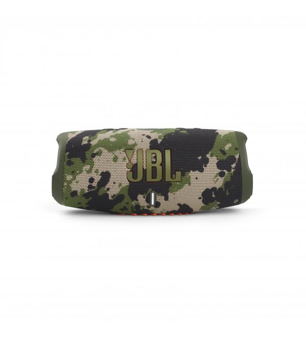 Колонка bluetooth JBL Charge 5 Squad (JBLCHARGE5SQUAD)