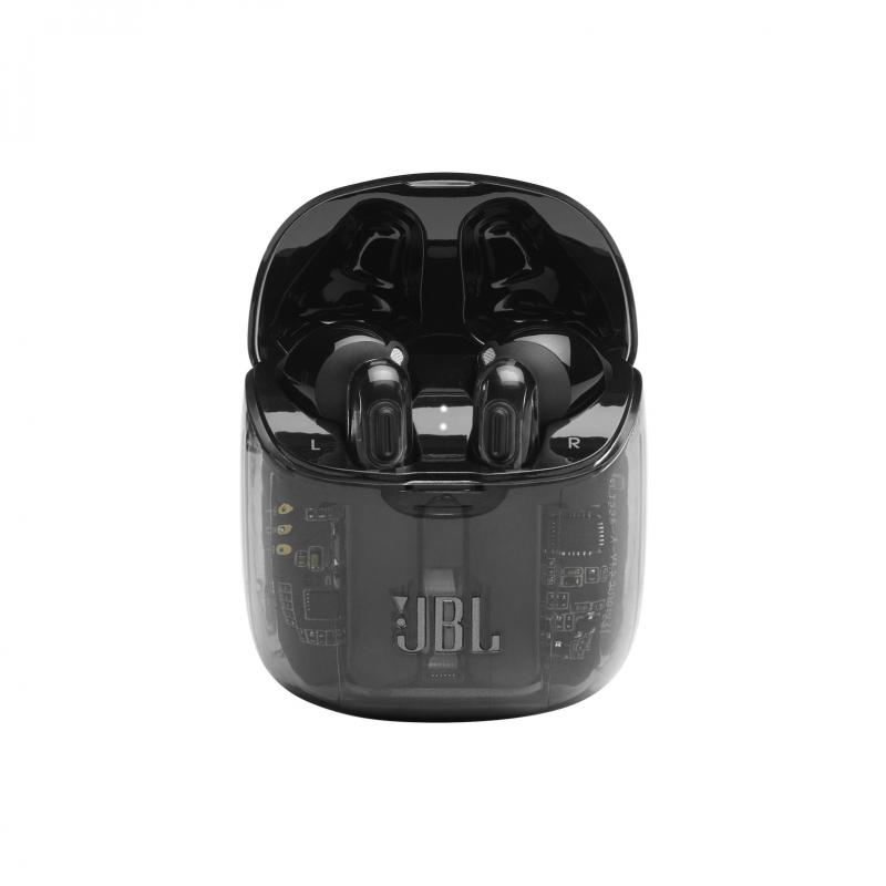 Наушники JBL T225TWS Ghost Black (JBLT225TWSGHOSTBLK)