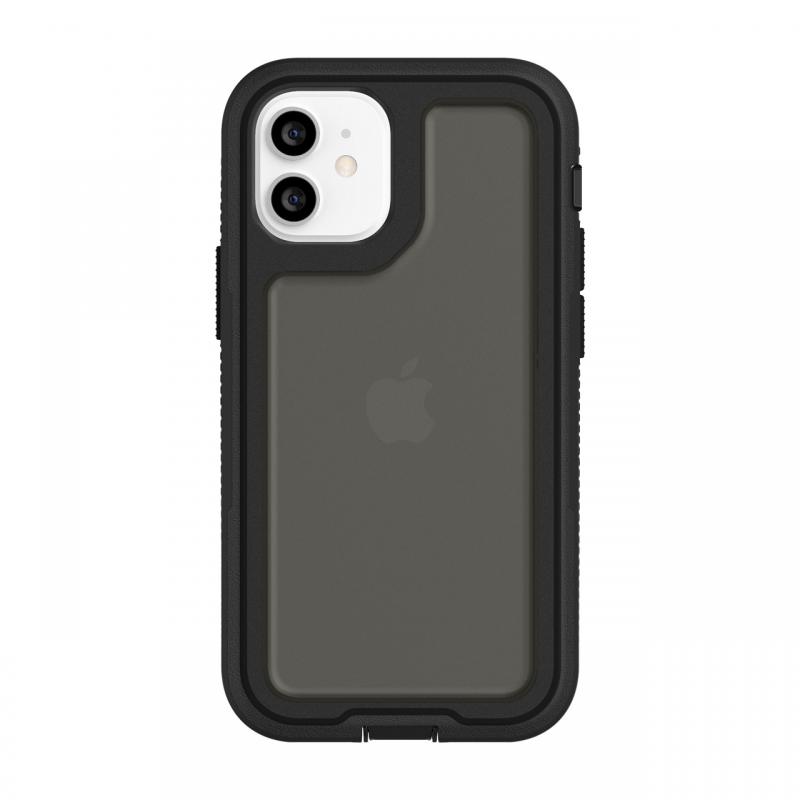 Чохол Griffin Survivor Extreme for iPhone 12 mini - Asphalt Black/Black