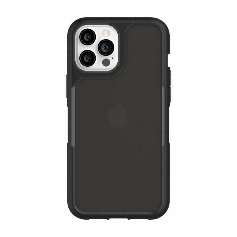 Чохол Griffin Survivor Endurance for iPhone 12 Pro Max - Black/Gray/Smoke