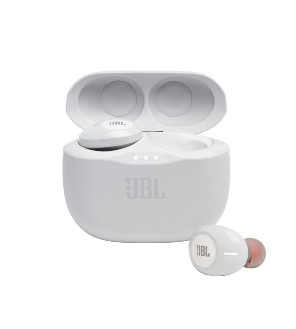 Наушники JBL Tune 125 TWS White (JBLT125TWSWHT)