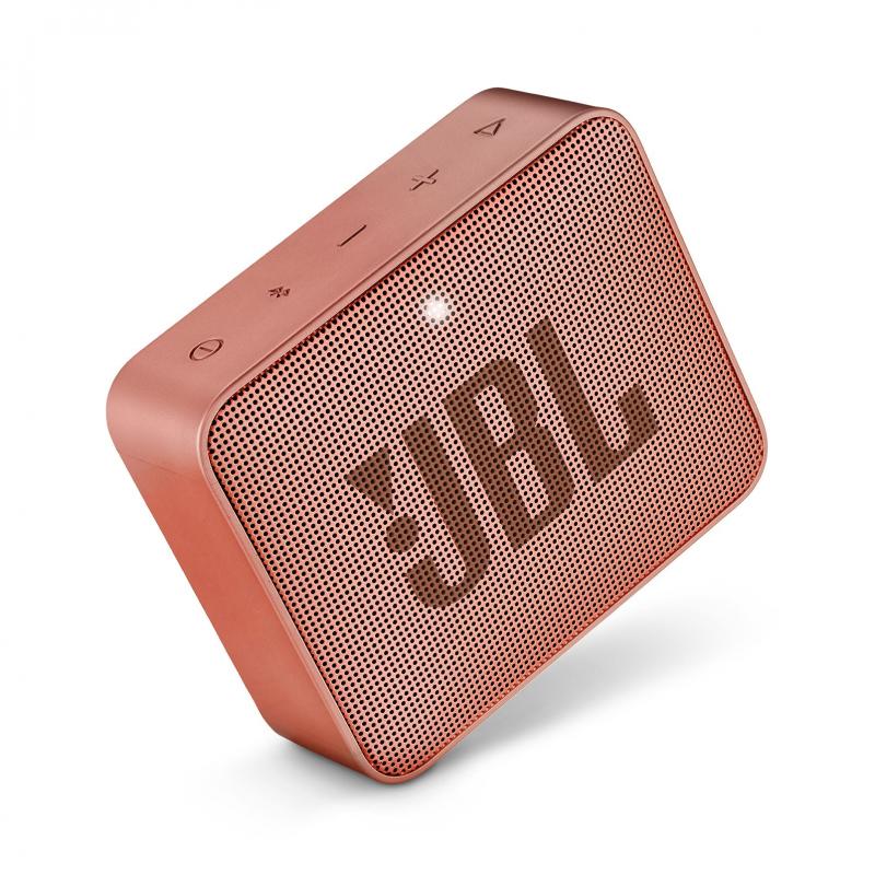 Колонка bluetooth JBL GO 2 Sunkissed Cinnamon (JBLGO2CINNAMON)