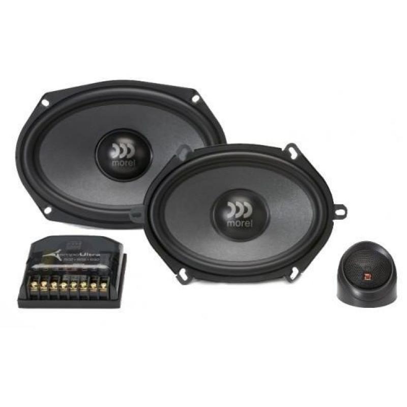 Компонентная акустика TEMPO Ultra 692 - 2 WAY