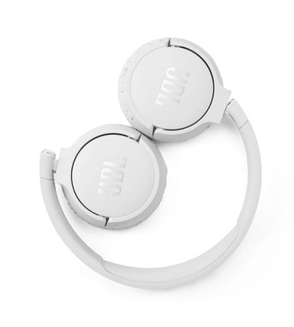 Наушники JBL Tune 660 NC White (JBLT660NCWHT)