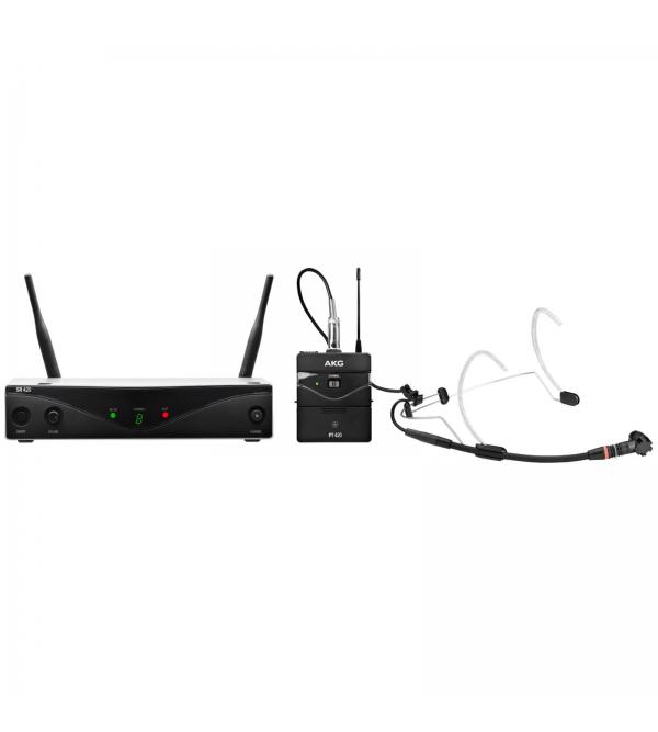 Аналоговая радиосистема AKG WMS420 HEADWORN SET Band D
