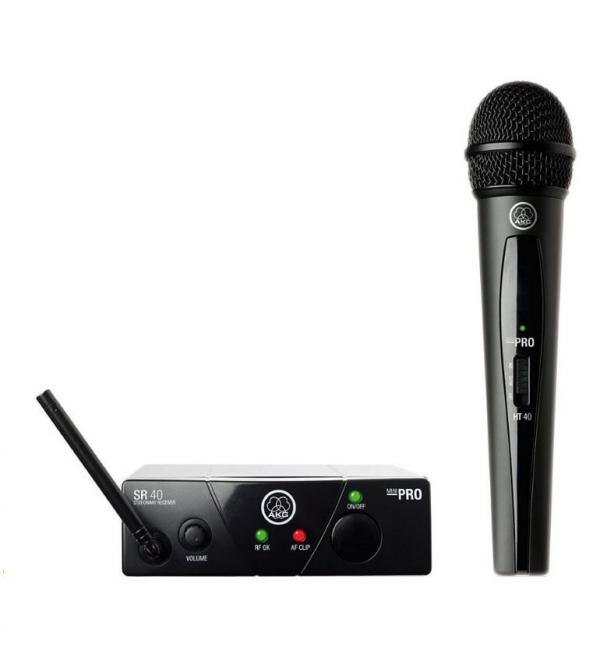 Аналоговая радиосистема AKG WMS40 Mini Vocal Set BD ISM1