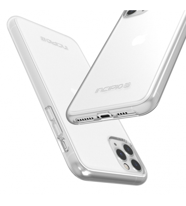 Чохол Incipio NGP Pure for Apple iPhone 11 Pro Max - Clear