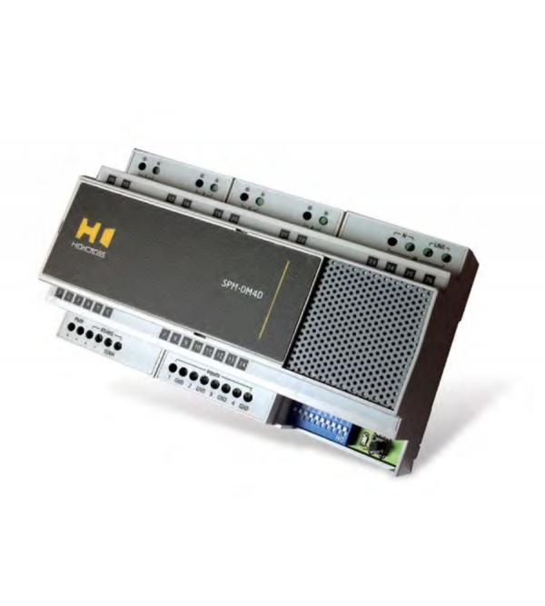 Многоканальный модуль диммирования Highcross SPM-DM4D