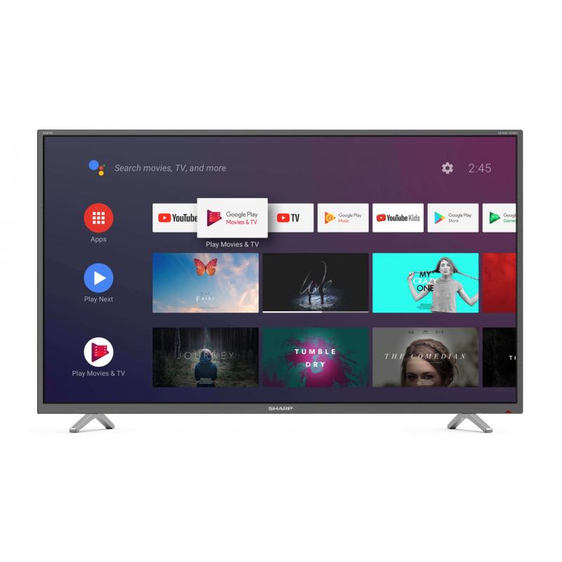 Телевизор SHARP 4T-C55BL2EF2AB